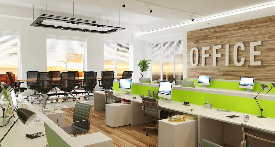 電話回線工事業者の例:OFFICE110