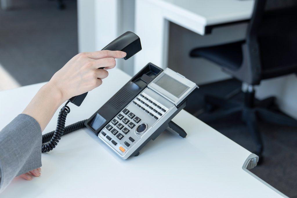 電話回線工事業者の例:平和テクノシステム